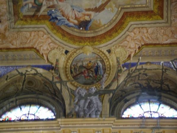 Igreja Imaculada Conceição - Altar Mor