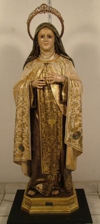 Santa Tereza D´ávila